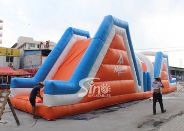 Outdoor Newest Giant Kids Inflatable Interactive Game For Commercial